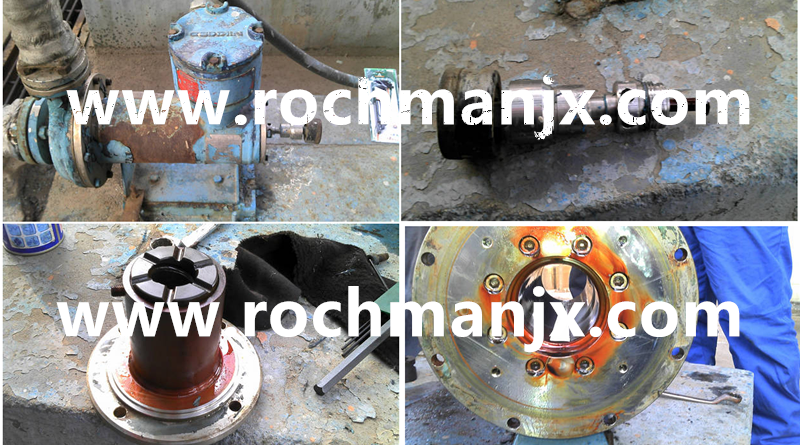 Canned motor pump parts bearing sleeve thrust dick-Product Center